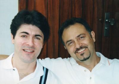 Com Ricardo Trajano começando a planejar a Socilaser