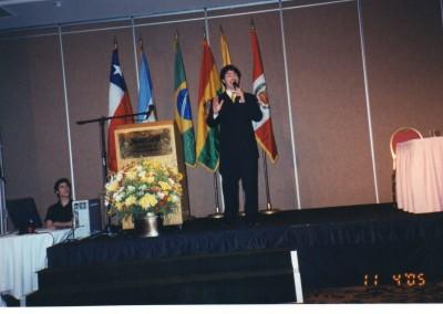 Congresso Dr Fontboté 1995