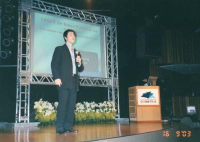 Cosmoprof 11 2003