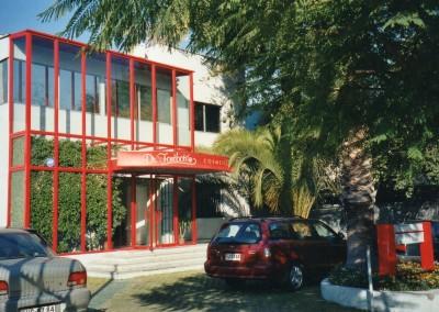 Dr Fontboté 2005 Chile Escritório