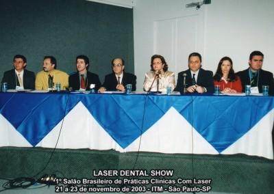 Laser Dental Show 11 2003
