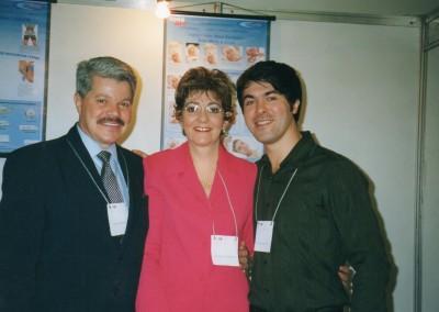 Mary e Eladio Curitiba 09 2003