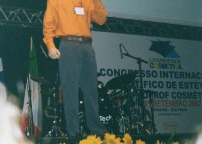 Palestra Cosmoprof Cosmética 2002